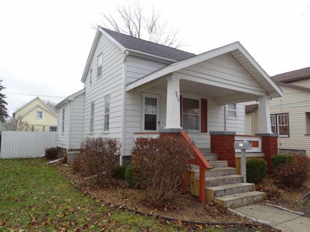 252 N Vanburen, Bay City, MI 48708 (MLS #31367901) :: Bricks Real Estate Experts