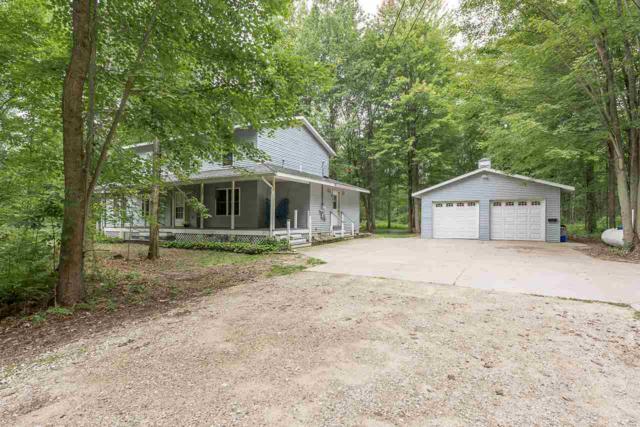 70 S Castor Rd, Shepherd, MI 48883 (MLS #31368207) :: Bricks Real Estate Experts