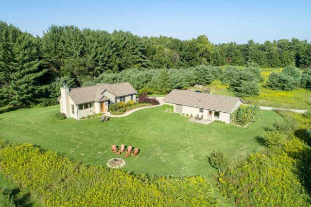 2875 N Nine Mile Rd., Sanford, MI 48657 (MLS #31369129) :: Bricks Real Estate Experts