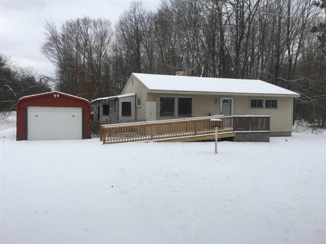 1501 N 7 Mile Rd., Sanford, MI 48657 (MLS #31369637) :: Bricks Real Estate Experts