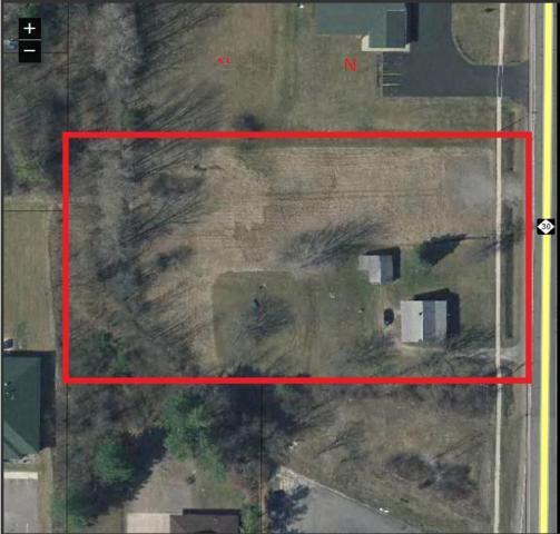 2023 N Meridian, Sanford, MI 48657 (MLS #31369809) :: Bricks Real Estate Experts