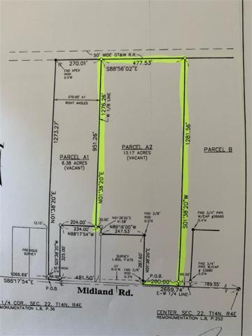Parcel A2 Midland Rd, Bay City, MI 48706 (MLS #31371625) :: Bricks Real Estate Experts