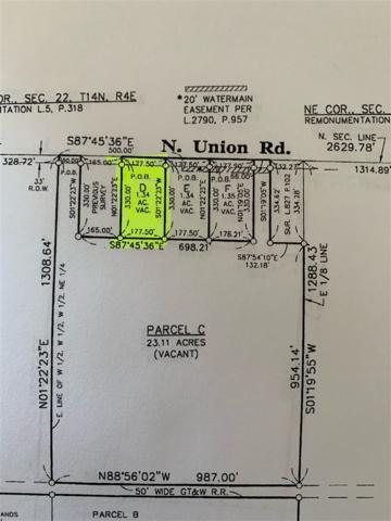 Parcel D E North Union Rd, Bay City, MI 48706 (MLS #31371627) :: Bricks Real Estate Experts