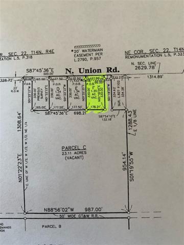 Parcel F E North Union Road, Bay City, MI 48706 (MLS #31371631) :: Bricks Real Estate Experts