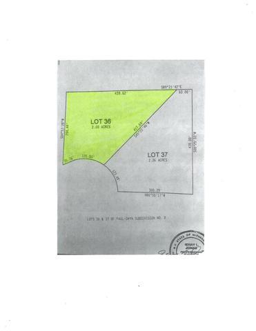 E Jane Drive Lot 36, Midland, MI 48642 (MLS #31375004) :: Bricks Real Estate Experts
