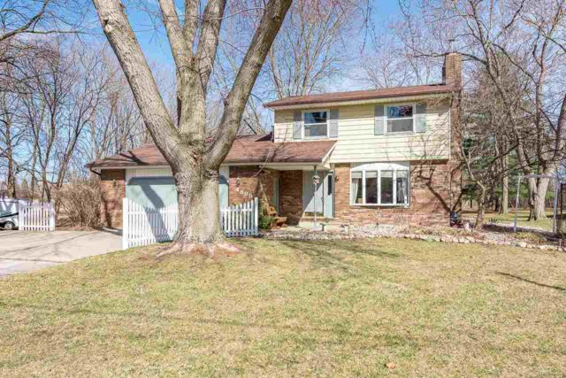 4885 W Bis Rd, Midland, MI 48642 (MLS #31376547) :: Bricks Real Estate Experts