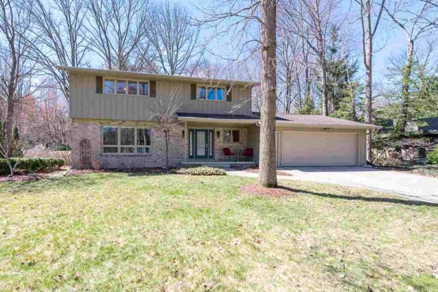 5601 Woodview Pass, Midland, MI 48642 (MLS #31376636) :: Bricks Real Estate Experts