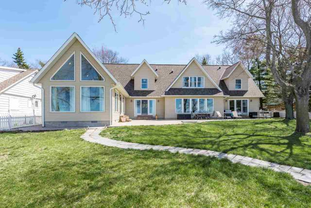 5862 Port Austin Rd, Caseville, MI 48725 (MLS #31378151) :: Bricks Real Estate Experts