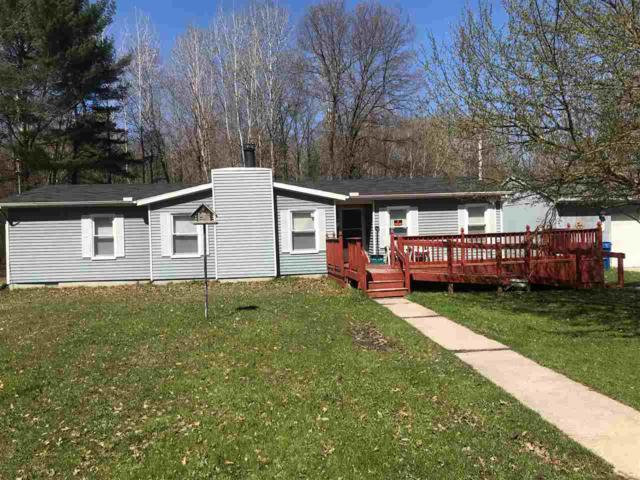 1423 N Eight Mile Road, Sanford, MI 48657 (MLS #31378465) :: Bricks Real Estate Experts