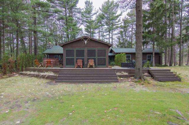 516 S Crescent Ave, Au Gres, MI 48703 (MLS #31379372) :: Bricks Real Estate Experts