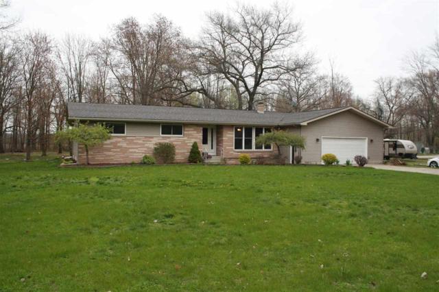 5100 N Shore, Pinconning, MI 48650 (MLS #31379720) :: Bricks Real Estate Experts