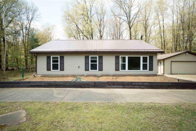 1121 N Meridian Rd, Sanford, MI 48657 (MLS #31380316) :: Bricks Real Estate Experts