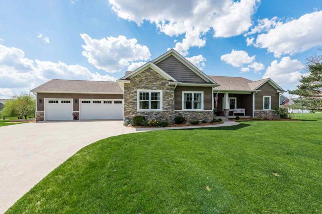 2025 Monarch Circle, Midland, MI 48642 (MLS #31380532) :: Bricks Real Estate Experts