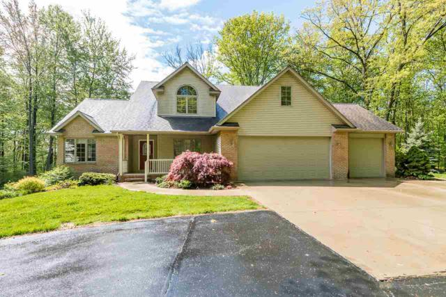 16079 Blue Teal Drive, Hemlock, MI 48626 (MLS #31381087) :: Bricks Real Estate Experts