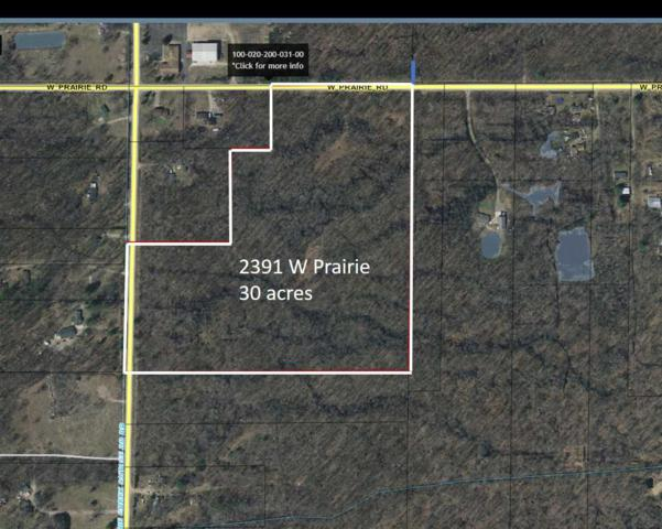 2391 W Prairie Road, Midland, MI 48640 (MLS #31382971) :: Bricks Real Estate Experts