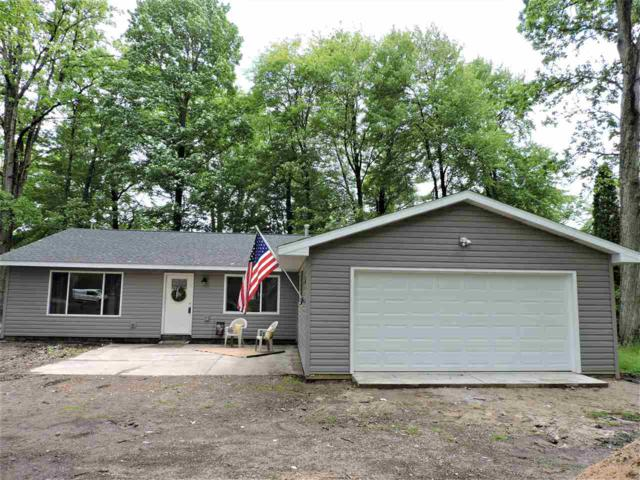1823 N Burrell Street, Sanford, MI 48657 (MLS #31383277) :: Bricks Real Estate Experts