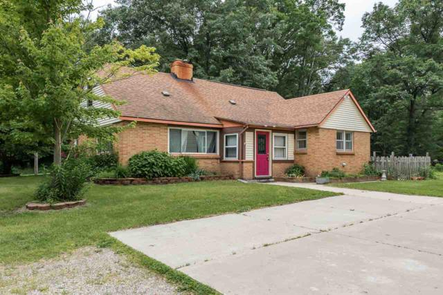 1033 E Sanford Rd, Midland, MI 48642 (MLS #31383937) :: Bricks Real Estate Experts