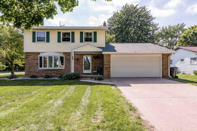 4801 Washington, Midland, MI 48642 (MLS #31384239) :: Bricks Real Estate Experts