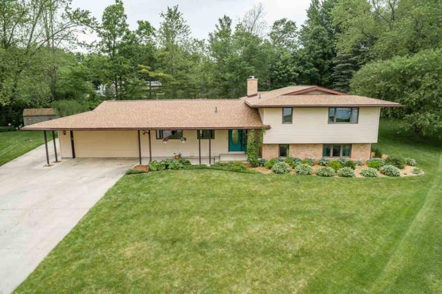 5512 Ridgemont Court, Midland, MI 48640 (MLS #31384591) :: Bricks Real Estate Experts