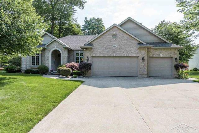 2074 Manchester Drive, Saginaw, MI 48609 (MLS #31385962) :: Bricks Real Estate Experts