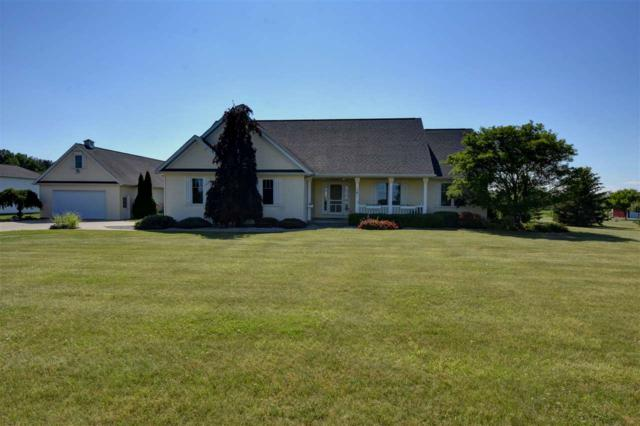 4583 N Gleaner, Freeland, MI 48623 (MLS #31387393) :: Bricks Real Estate Experts
