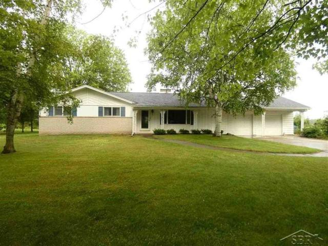 4485 11 Mile, Auburn, MI 48611 (MLS #31388230) :: Bricks Real Estate Experts