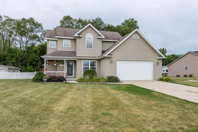 4716 Gray Hawk Lane, Auburn, MI 48611 (MLS #31391521) :: Bricks Real Estate Experts