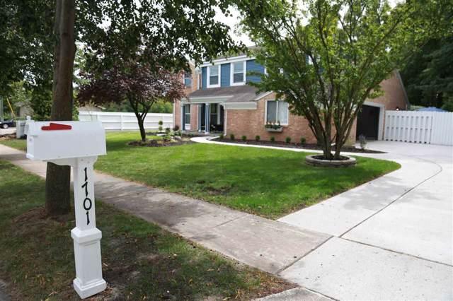 1701 Dilloway Dr, Midland, MI 48640 (MLS #31391615) :: Bricks Real Estate Experts