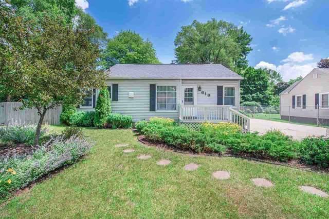 618 N Cypress, Midland, MI 48642 (MLS #31391947) :: Bricks Real Estate Experts