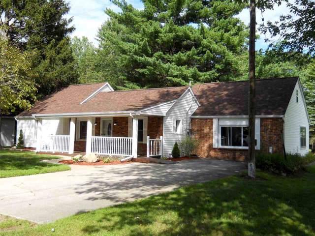 4350 N Hemlock Road, Hemlock, MI 48626 (MLS #31392015) :: Bricks Real Estate Experts