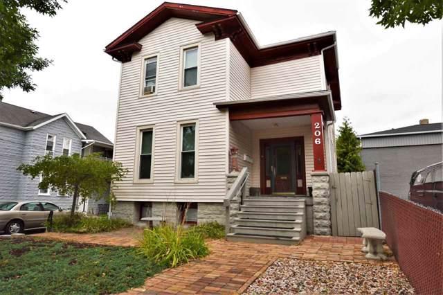 206 S Walnut St., Bay City, MI 48706 (MLS #31393667) :: Bricks Real Estate Experts