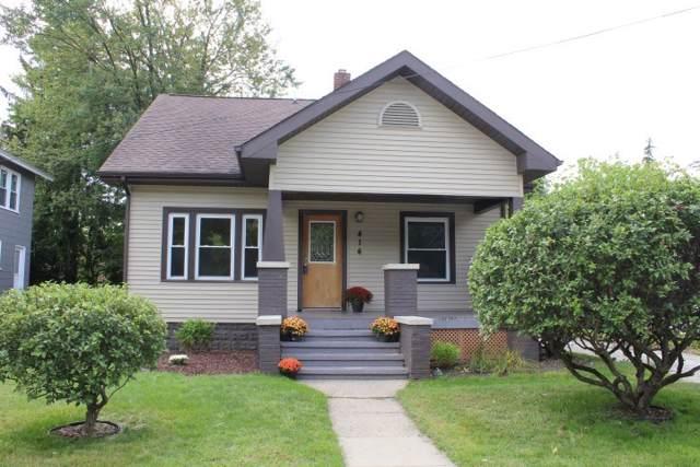 414 E Grove St, Midland, MI 48640 (MLS #31394630) :: Bricks Real Estate Experts