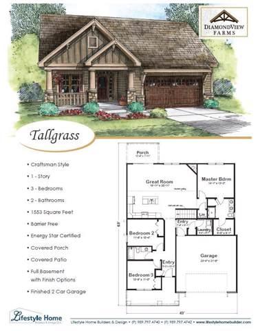 5812 SW Diamond View, Midland, MI 48642 (MLS #31394658) :: Bricks Real Estate Experts
