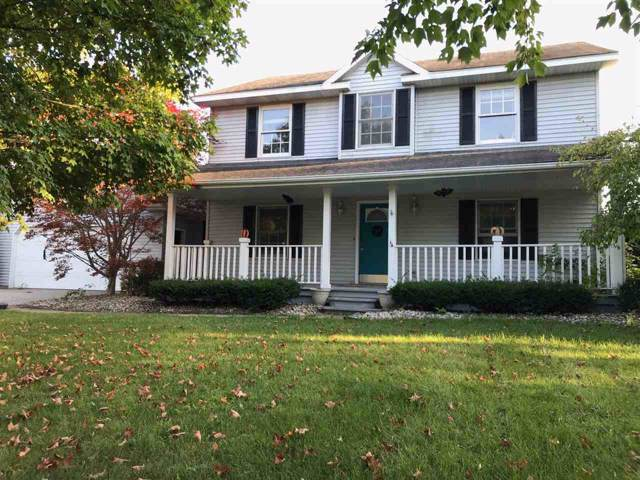 8127 Creston Dr, Freeland, MI 48623 (MLS #31394747) :: Bricks Real Estate Experts