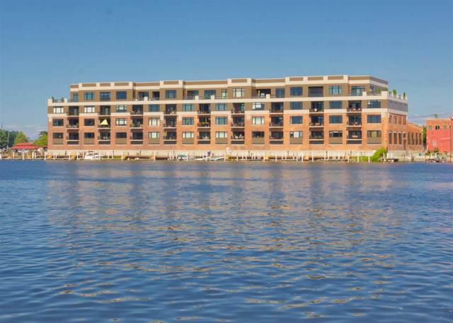 1111 Water St #403, Bay City, MI 48708 (MLS #31395263) :: Bricks Real Estate Experts