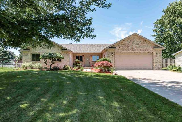 560 E Dawn, Freeland, MI 48623 (MLS #31397205) :: Bricks Real Estate Experts
