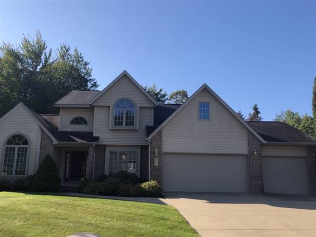 5407 Trailridge Dr, Midland, MI 48640 (MLS #31397700) :: Bricks Real Estate Experts