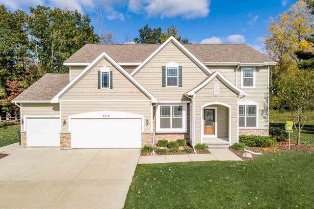 7112 Arrowhead Circle, Midland, MI 48642 (MLS #31398198) :: Bricks Real Estate Experts