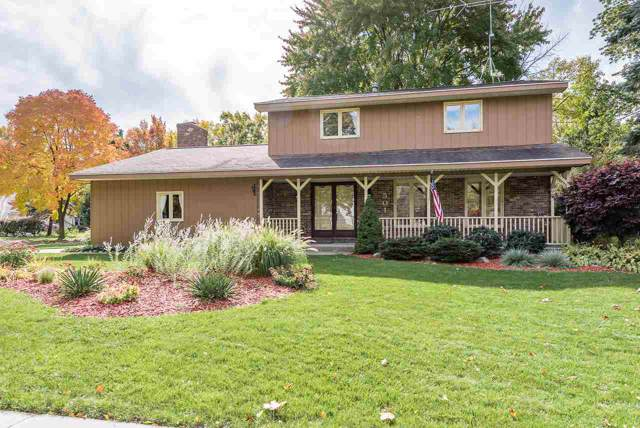 501 W Chapel Ln, Midland, MI 48640 (MLS #31398217) :: Bricks Real Estate Experts