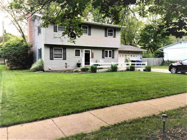 4509 Washington, Midland, MI 48642 (MLS #31398351) :: Bricks Real Estate Experts