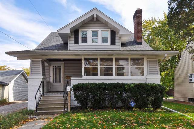 214 Wylie, Saginaw, MI 48602 (MLS #31398884) :: Bricks Real Estate Experts