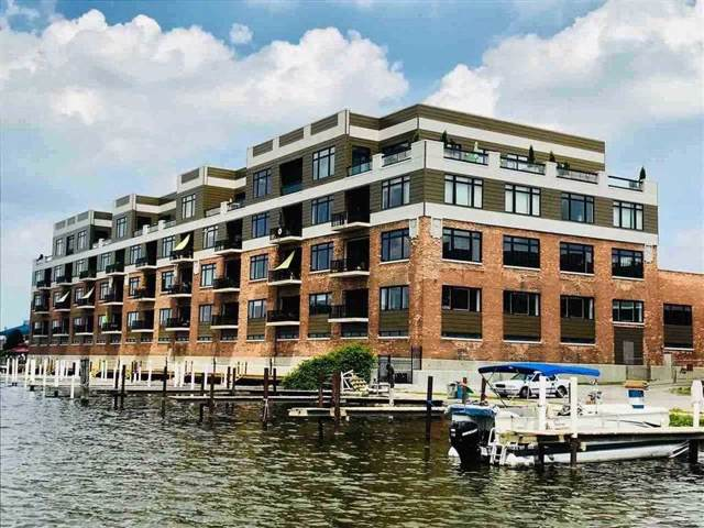1111 N Water Street #110, Bay City, MI 48708 (MLS #31399343) :: Bricks Real Estate Experts