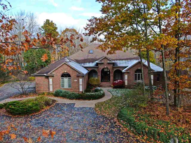 4133 E Old Pine Trail, Midland, MI 48642 (MLS #31399553) :: Bricks Real Estate Experts
