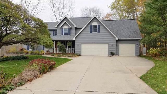 3188 Conestoga Court, Midland, MI 48642 (MLS #31399747) :: Bricks Real Estate Experts