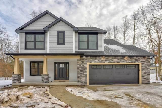 1200 E Meadowlark, Midland, MI 48640 (MLS #31399833) :: Bricks Real Estate Experts