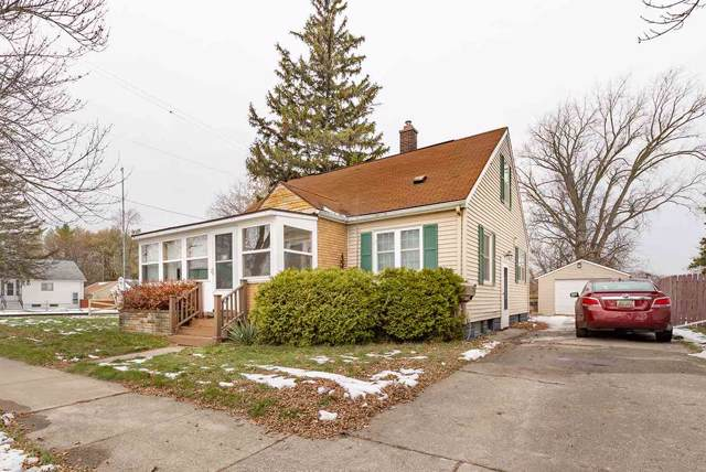 1101 26th St, Bay City, MI 48708 (MLS #50000642) :: Bricks Real Estate Experts