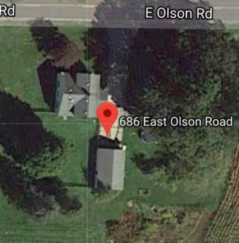 686 E Olson Rd, Midland, MI 48640 (MLS #50001189) :: Bricks Real Estate Experts