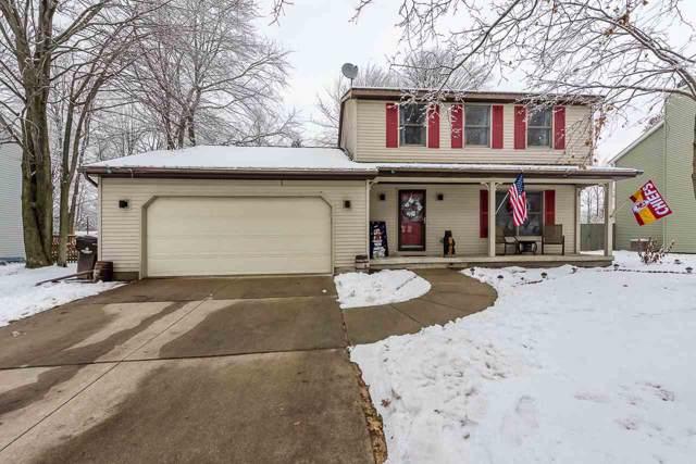 5616 Bloomfield Drive, Midland, MI 48642 (MLS #50001246) :: Bricks Real Estate Experts