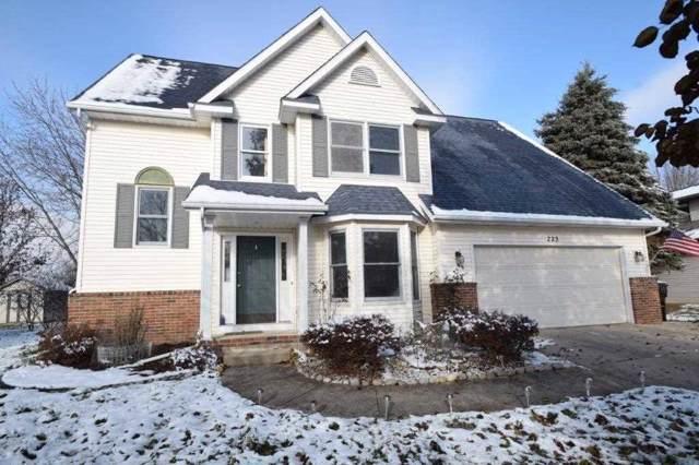 225 Burning Bush, Midland, MI 48642 (MLS #50001486) :: Bricks Real Estate Experts