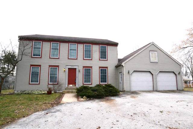 2726 E Stewart, Midland, MI 48640 (MLS #50002015) :: Bricks Real Estate Experts